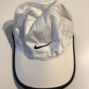 Perfect white Nike running hat
